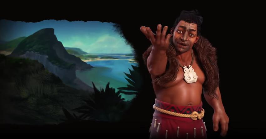 Maori - Civilization 6