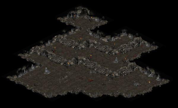 Diablo 2 - MF - The Pit 2